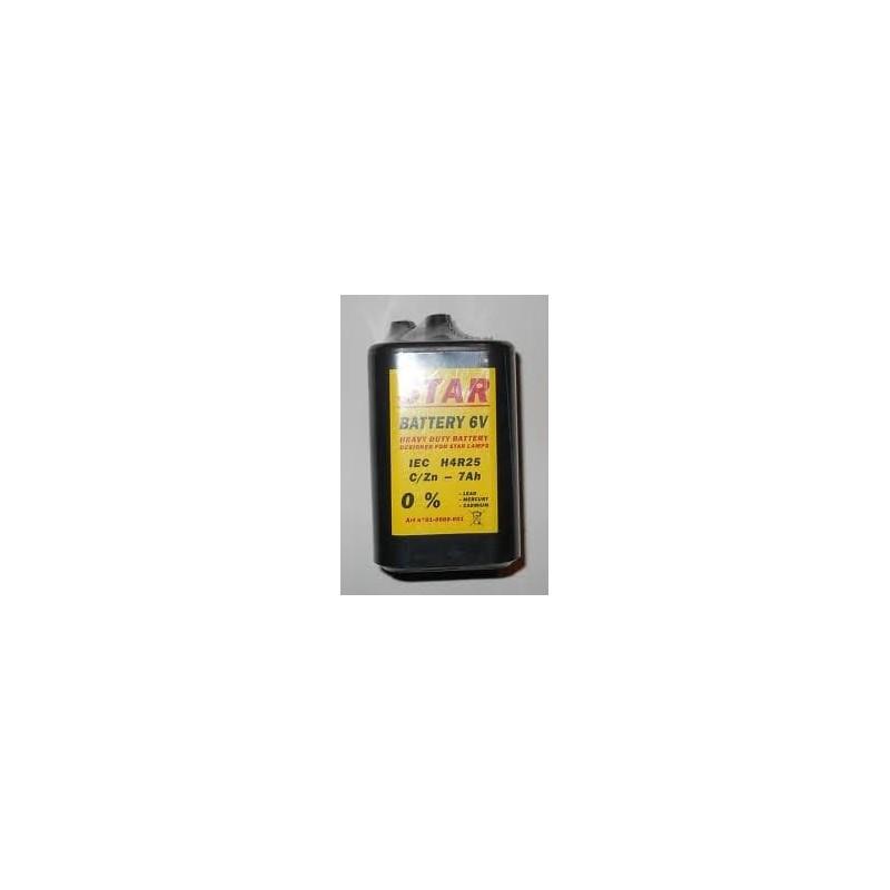 Bateria do lamp zmierzchowych